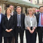 Bordeaux-Londres sans escale dans les starting blocks