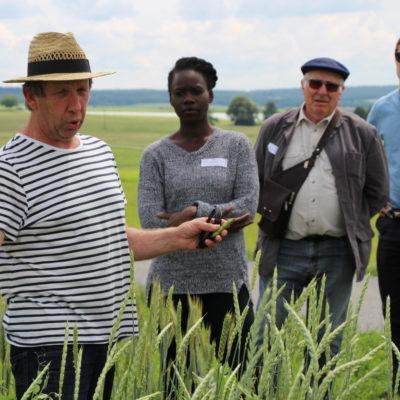 Les Rencontres de la Fondation LISEA Biodiversité : une journée pour échanger sur les projets dans la Vienne