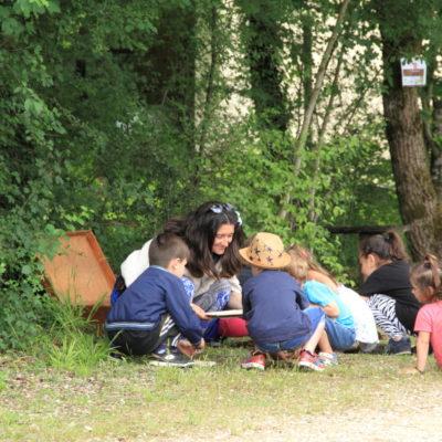 DISPOSITIF ECORCE : expérimenter pour mieux sensibiliser les scolaires à la biodiversité