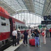 Lancement de la 1ère liaison Bordeaux-Bruxelles directe en 4h00