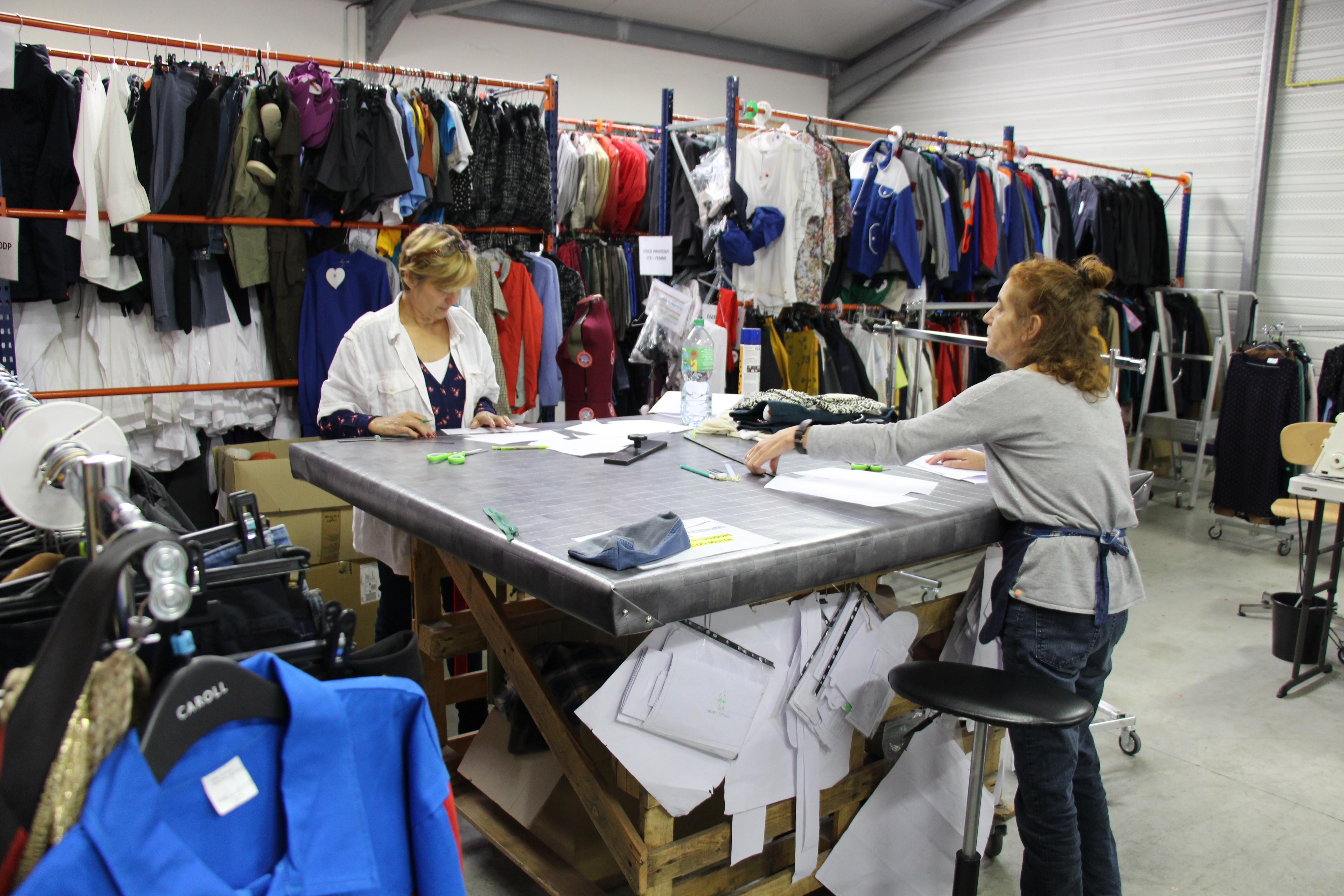 Atelier Tonnay Charente Atout Solidaire