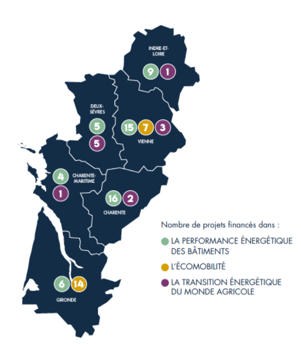 carte projets soutenus par departement fondation carbone 2 1